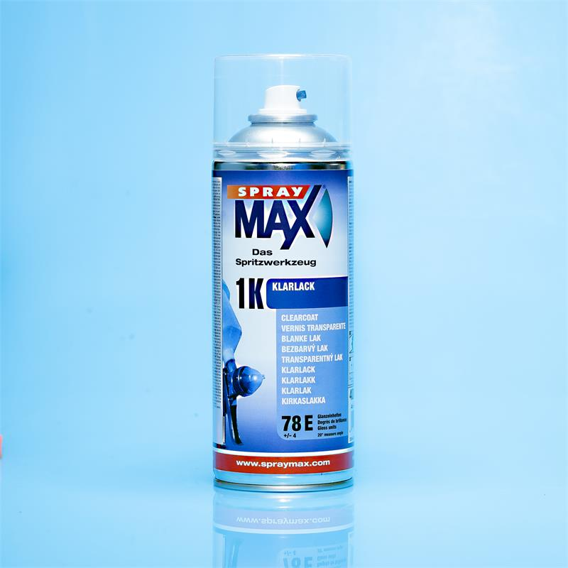 Pic_A:SprayMax 1K Klarlack transparent  400ml 680051 680051