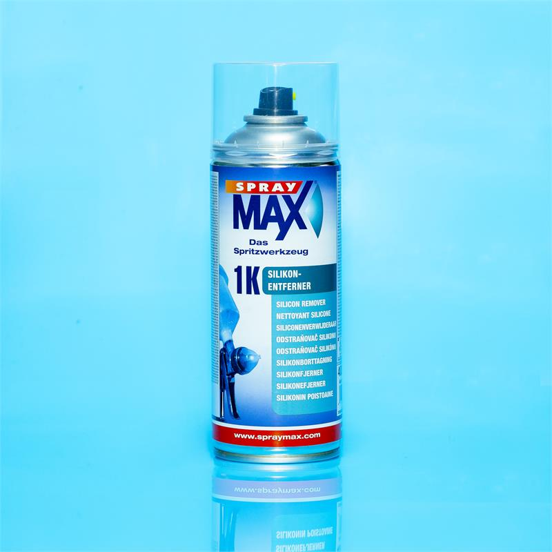 Pic_A:SprayMax Silikon Entferner transparent 400ml 680090 680090