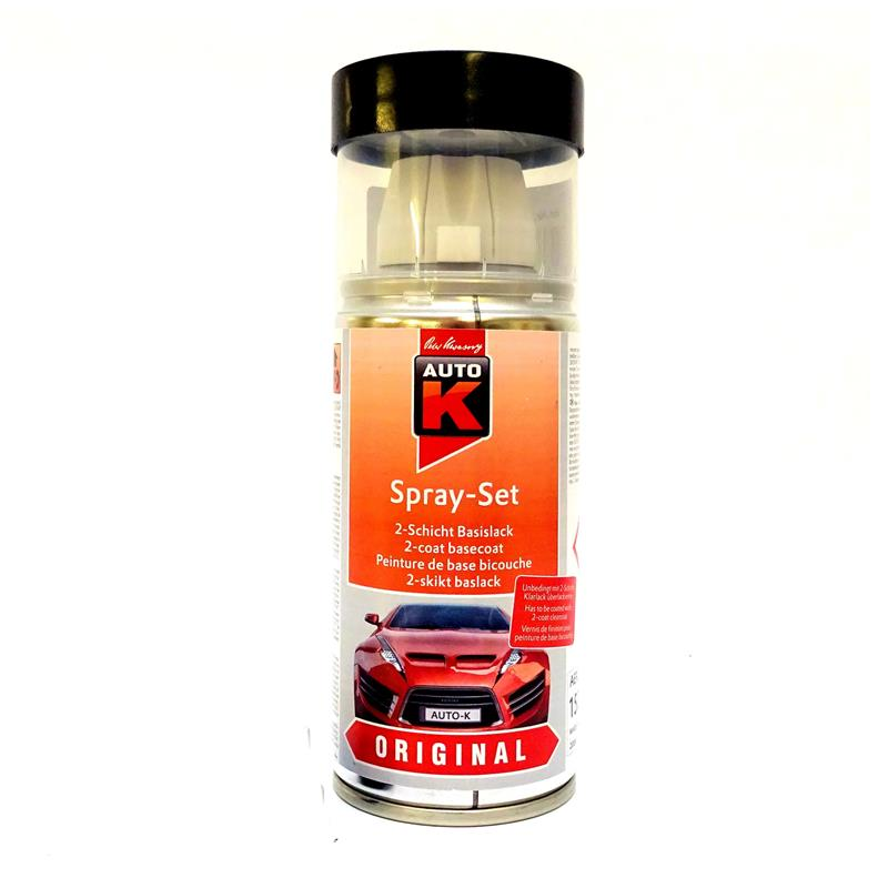 Pic_A:AUTO-K SPRAY 150 ml RENAULT 377 JAUNE TOURNESOL Met. *43466 43466