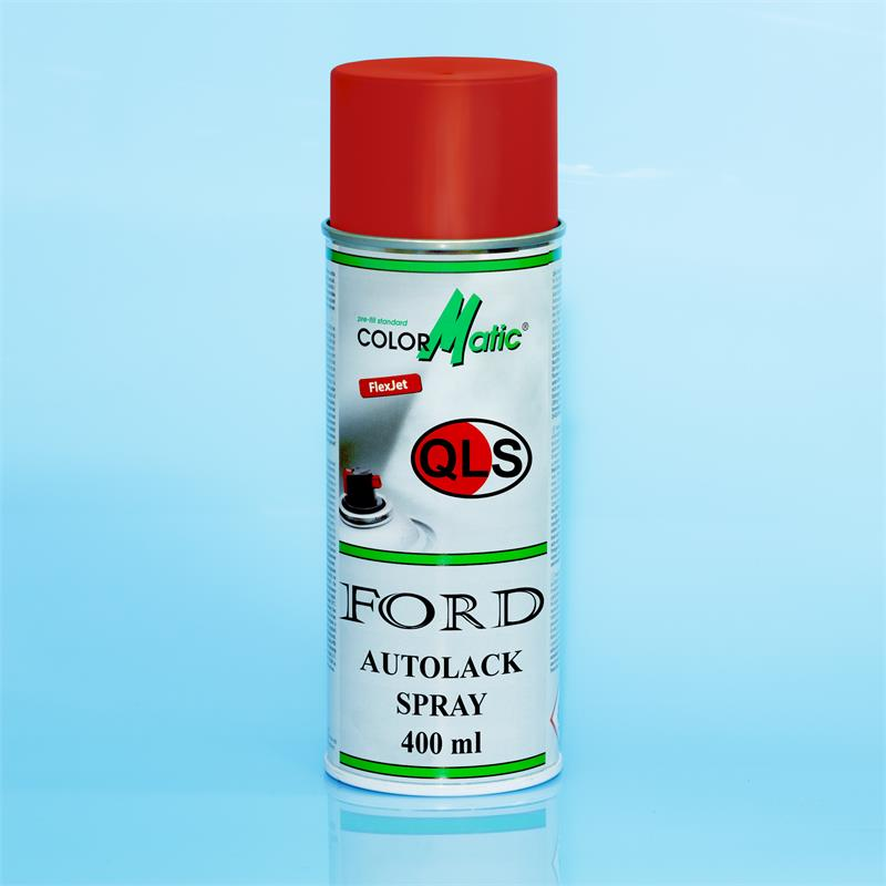 Pic_A:QLS Spray 400 ml Ford* YZ8C* Space black met. (1999-2000)*QLSSPF001 QLSSPF001